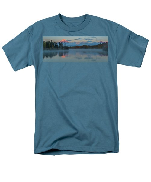 First Light Of Dawn Men's T-Shirt  (Regular Fit) by Yeates Photography