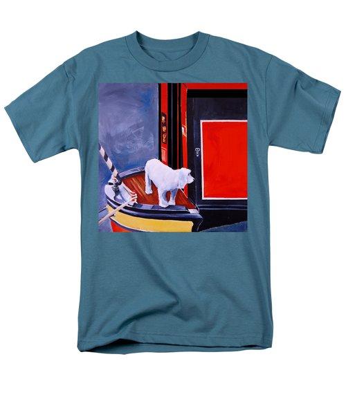 First Mate Men's T-Shirt  (Regular Fit) by Jean Cormier