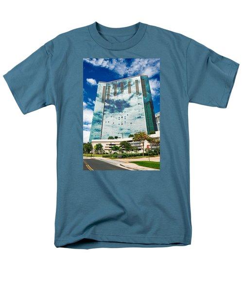 Fla-150531-nd800e-25120-color Men's T-Shirt  (Regular Fit) by Fernando Lopez Arbarello