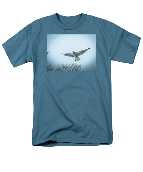 Men's T-Shirt  (Regular Fit) featuring the photograph Floating On Hope  by Glenn Feron