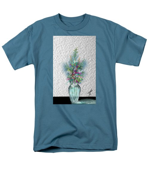 Flowers Study Two Men's T-Shirt  (Regular Fit)