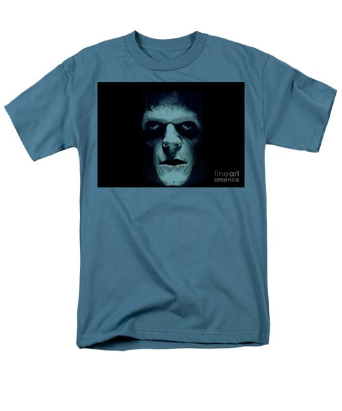 Men's T-Shirt  (Regular Fit) featuring the photograph Frankenstein by Janette Boyd