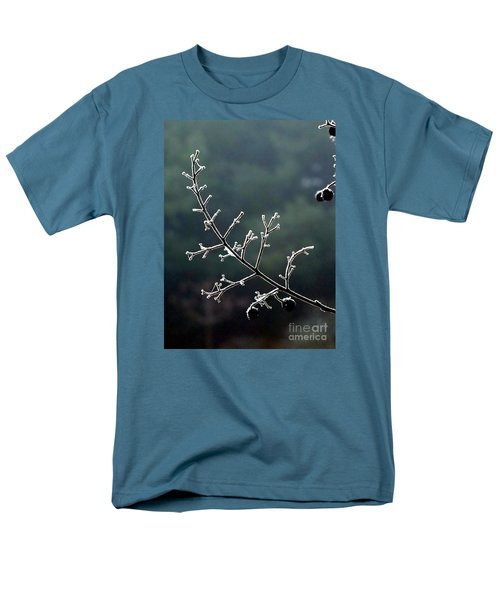 Frosted Men's T-Shirt  (Regular Fit) by Christy Ricafrente