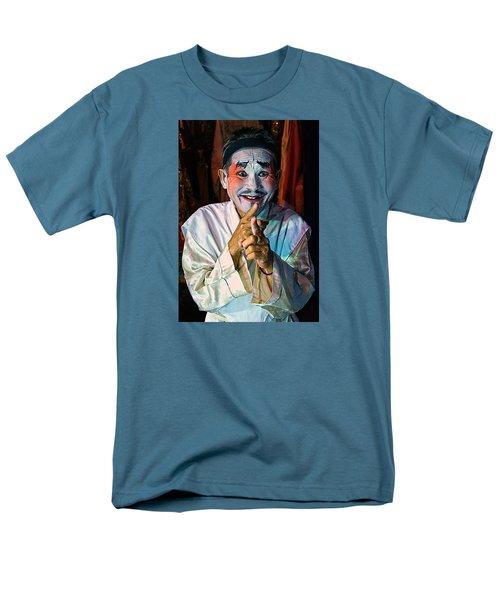 Fun At The Opera Men's T-Shirt  (Regular Fit) by Ian Gledhill