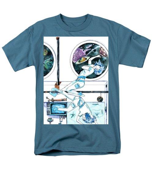 Gemini Journey Pollux Pleads Men's T-Shirt  (Regular Fit) by D Renee Wilson