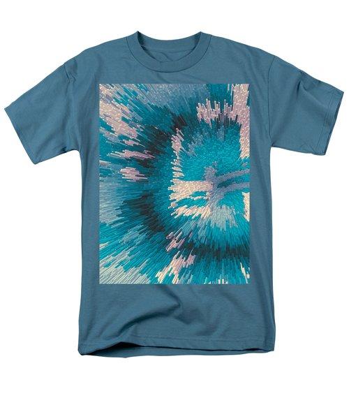 Genetic Modification Flower Men's T-Shirt  (Regular Fit) by Moustafa Al Hatter