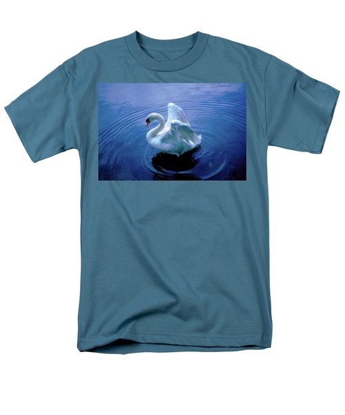 Gentle Strength Men's T-Shirt  (Regular Fit) by Marie Hicks
