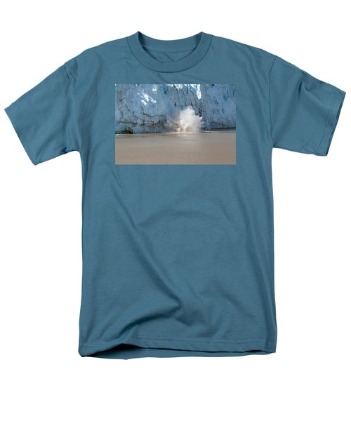 Glacier Calves Men's T-Shirt  (Regular Fit) by Allan Levin