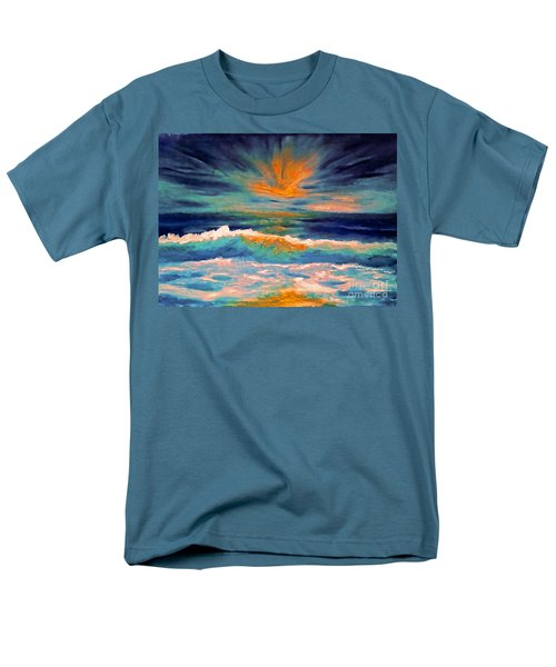 Glow Men's T-Shirt  (Regular Fit) by Holly Martinson