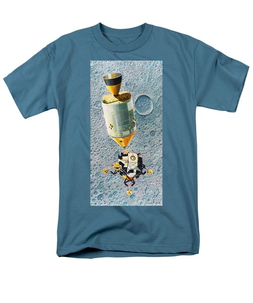 Go For Landing Men's T-Shirt  (Regular Fit) by Douglas Castleman