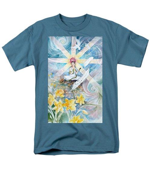 Goddess Awakened Men's T-Shirt  (Regular Fit)