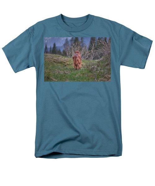 Going Home Men's T-Shirt  (Regular Fit) by Robert Krajnc