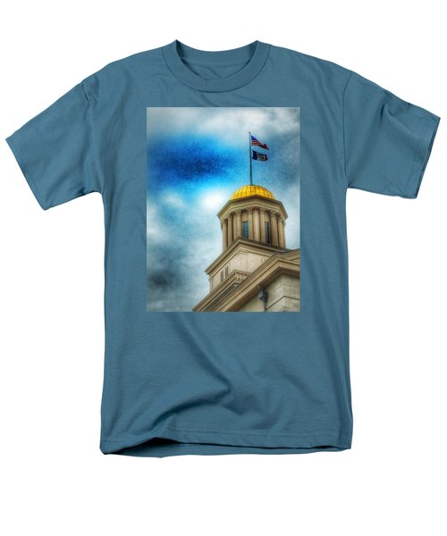 Men's T-Shirt  (Regular Fit) featuring the photograph Golden Shine by Jame Hayes
