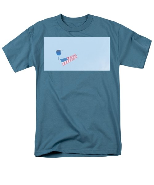 Good Glory Men's T-Shirt  (Regular Fit) by Caryl J Bohn