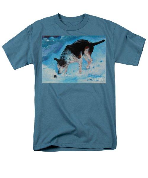 Goofie Men's T-Shirt  (Regular Fit) by Dan Whittemore