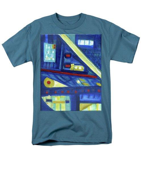 Gorias In The East Men's T-Shirt  (Regular Fit) by Stephen Lucas
