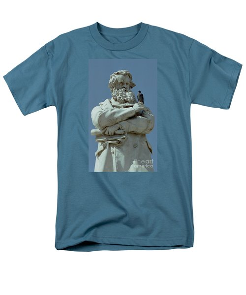 Men's T-Shirt  (Regular Fit) featuring the photograph Gossip by Michael Swanson