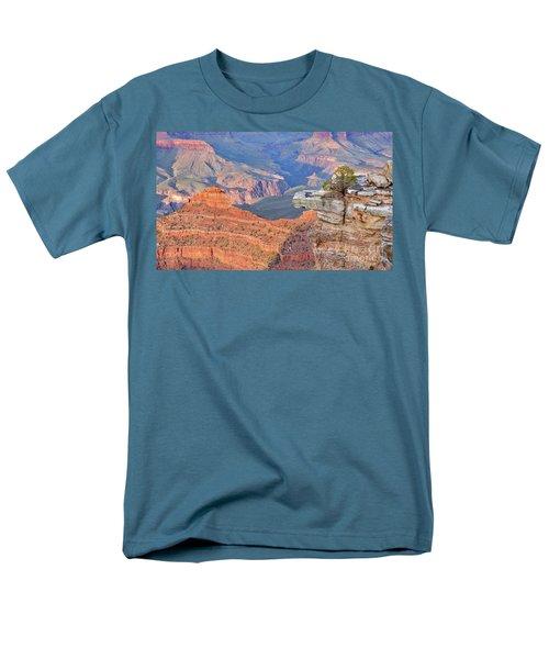 Grand Canyon 2 Men's T-Shirt  (Regular Fit) by Debby Pueschel