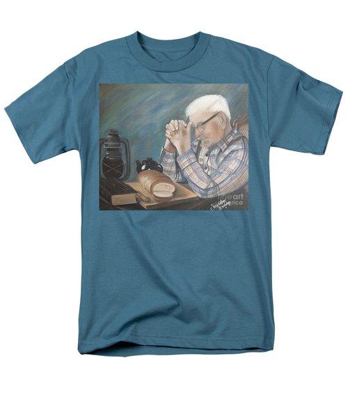 Great Grandpa Men's T-Shirt  (Regular Fit) by Jacqueline Athmann