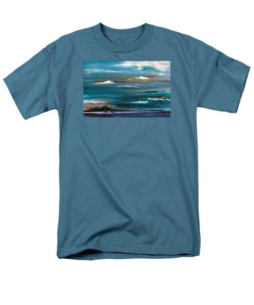 Great Salt Lake Men's T-Shirt  (Regular Fit) by Jane Autry