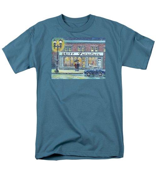 Griff Furniture Men's T-Shirt  (Regular Fit) by Rita Brown