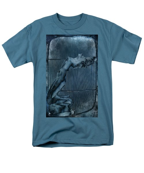 Men's T-Shirt  (Regular Fit) featuring the digital art Grill Of The Ride by Greg Sharpe