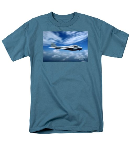 Flight Of The Intruder, Grumman A-6 Men's T-Shirt  (Regular Fit) by Wernher Krutein