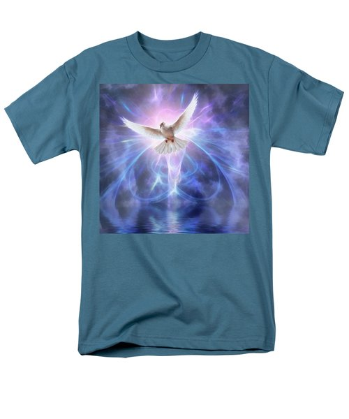 Harbinger II #fantasy #fantasyart Men's T-Shirt  (Regular Fit) by John Edwards
