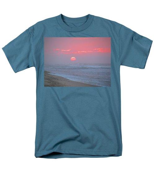 Hazy Sunrise I I Men's T-Shirt  (Regular Fit) by  Newwwman
