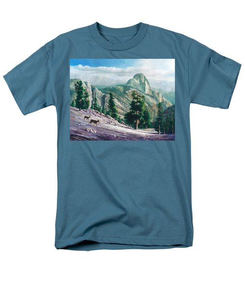 Heading Down Men's T-Shirt  (Regular Fit) by Douglas Castleman