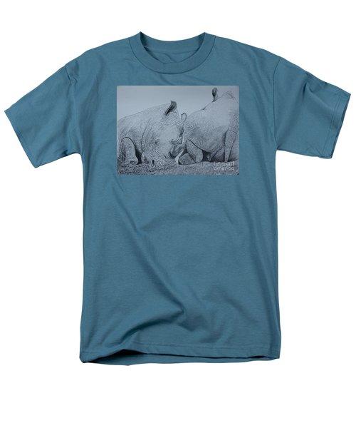 Heads Or Tails Men's T-Shirt  (Regular Fit)