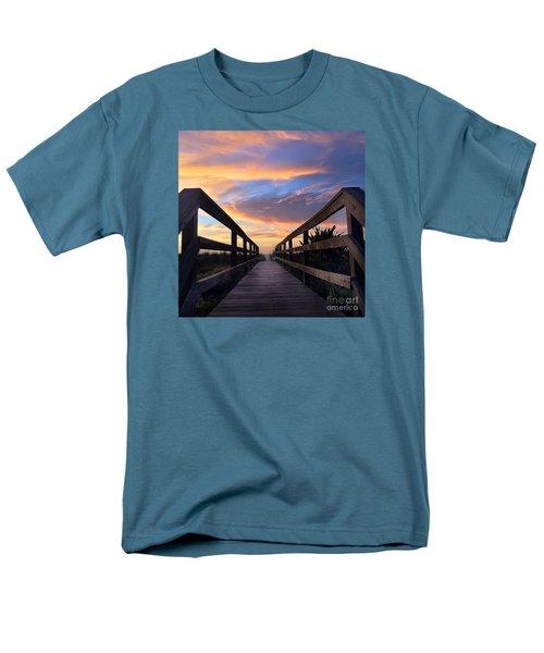 Heavenly  Men's T-Shirt  (Regular Fit) by LeeAnn Kendall