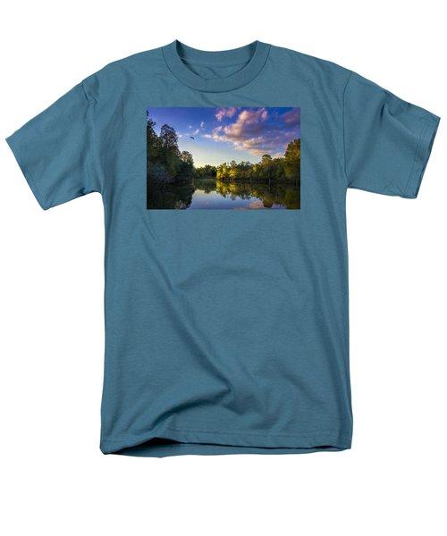 Hidden Light Men's T-Shirt  (Regular Fit) by Marvin Spates