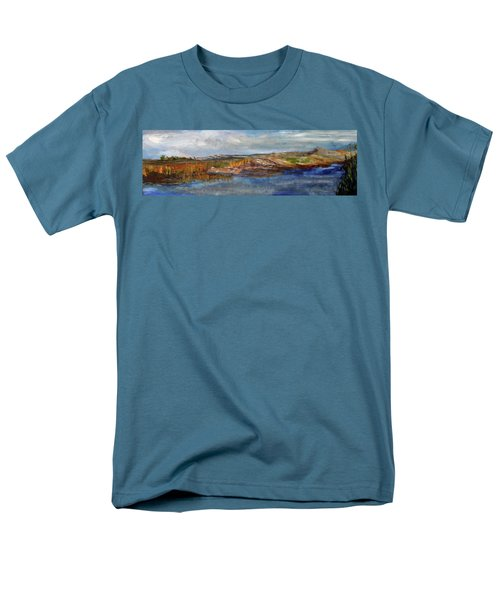 Tranquility Men's T-Shirt  (Regular Fit) by Michael Helfen