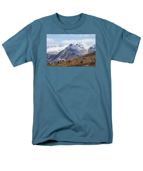 High Country In Fall Men's T-Shirt  (Regular Fit) by Michele Cornelius