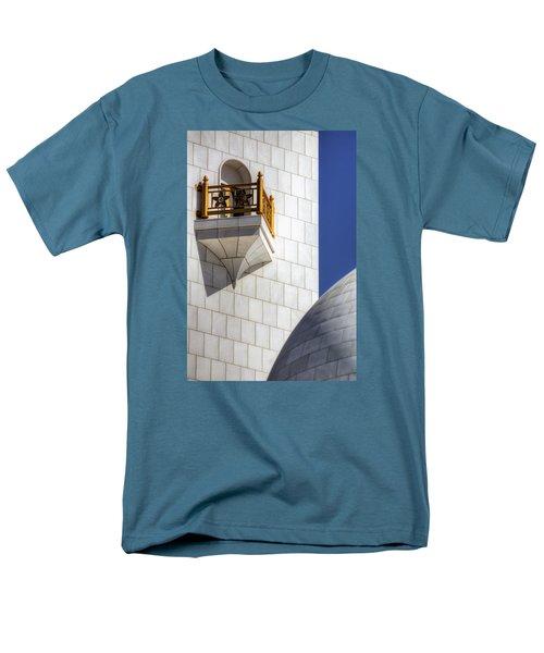 Hindu Temple Tower Men's T-Shirt  (Regular Fit) by John Swartz