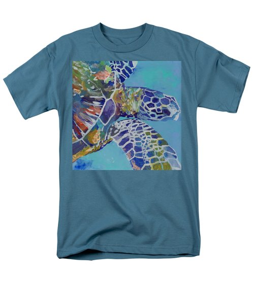 Honu Men's T-Shirt  (Regular Fit) by Marionette Taboniar