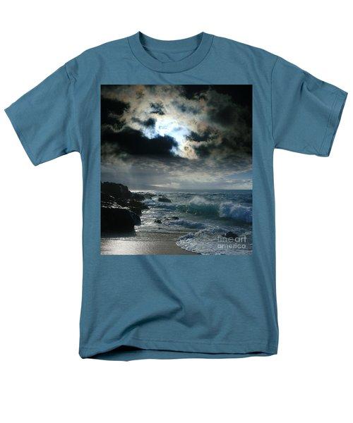 Hookipa Waiola  O Ka Lewa I Luna Ua Paaia He Lani Maui Hawaii  Men's T-Shirt  (Regular Fit) by Sharon Mau