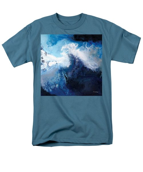 Hope In The Lord. Psalm 31 24 Men's T-Shirt  (Regular Fit) by Mark Lawrence