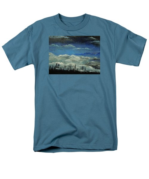 How Majestic Is Your Name Men's T-Shirt  (Regular Fit) by Dan Whittemore