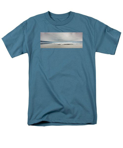 Ice Sheet Men's T-Shirt  (Regular Fit) by Dan Traun