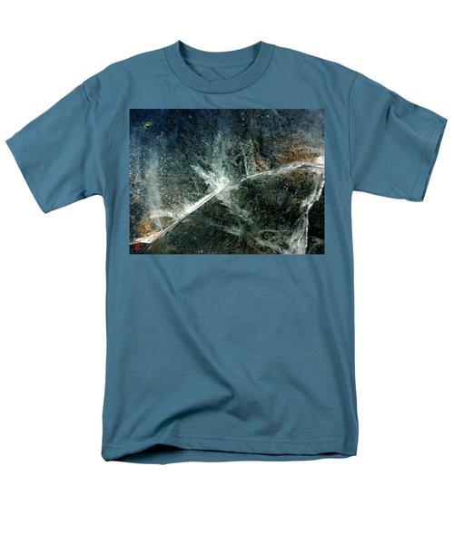 Ice Winter Denmark Men's T-Shirt  (Regular Fit) by Colette V Hera Guggenheim