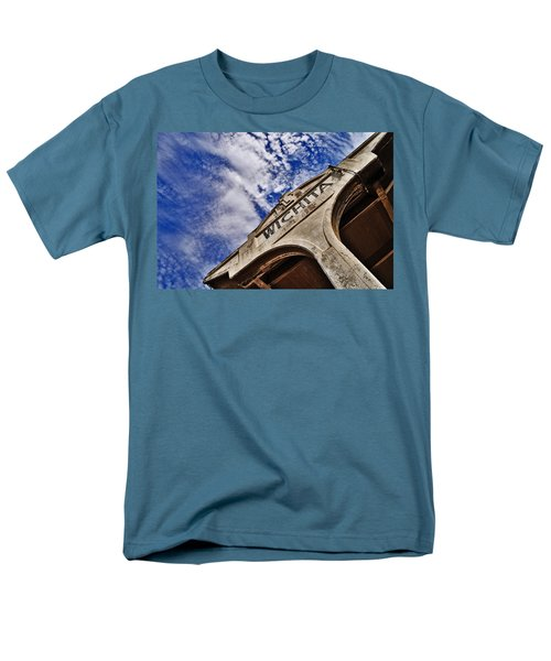 Men's T-Shirt  (Regular Fit) featuring the photograph Ict by Brian Duram