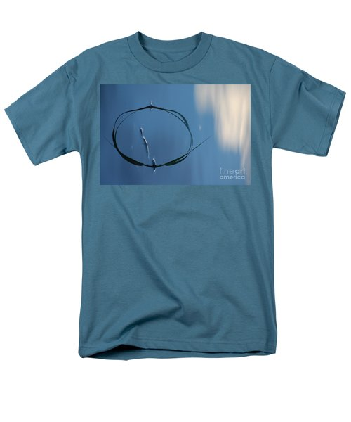 Men's T-Shirt  (Regular Fit) featuring the photograph In The Cloud by Brian Boyle