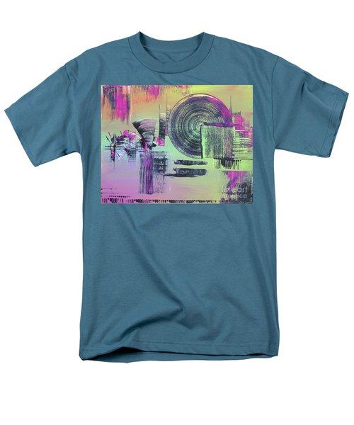 Introvert Men's T-Shirt  (Regular Fit) by Melissa Goodrich
