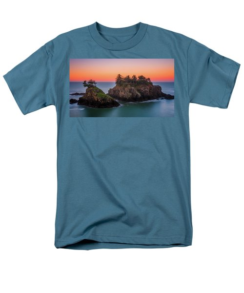 Men's T-Shirt  (Regular Fit) featuring the photograph Islands In The Sea by Darren White