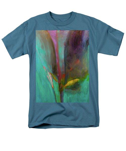 Japanese Longstem By Paul Pucciarelli The Second Men's T-Shirt  (Regular Fit)