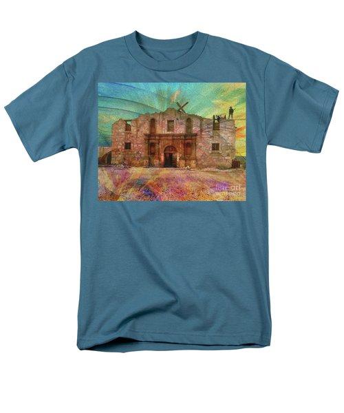 John Wayne's Alamo Men's T-Shirt  (Regular Fit)