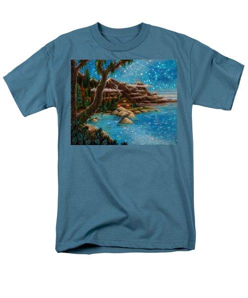 Just Before Dawn Men's T-Shirt  (Regular Fit) by Matt Konar