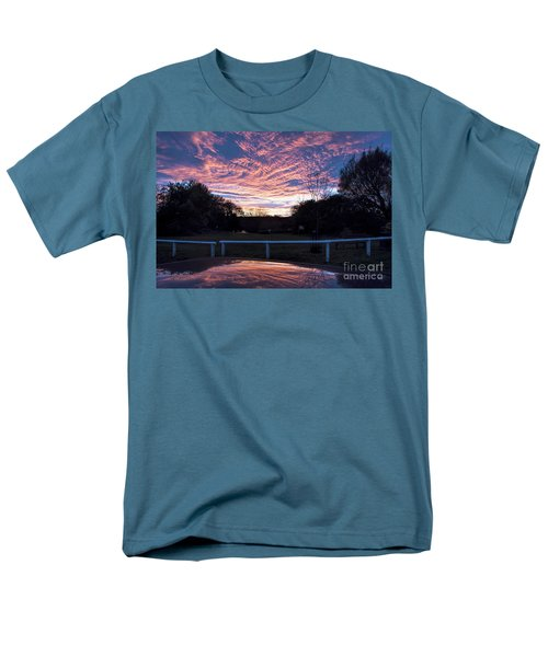 Just Had To Stop Men's T-Shirt  (Regular Fit) by David  Hollingworth